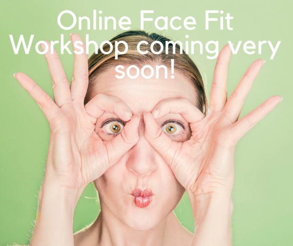 Face Fit Webcast – why should your face miss out on exercise!